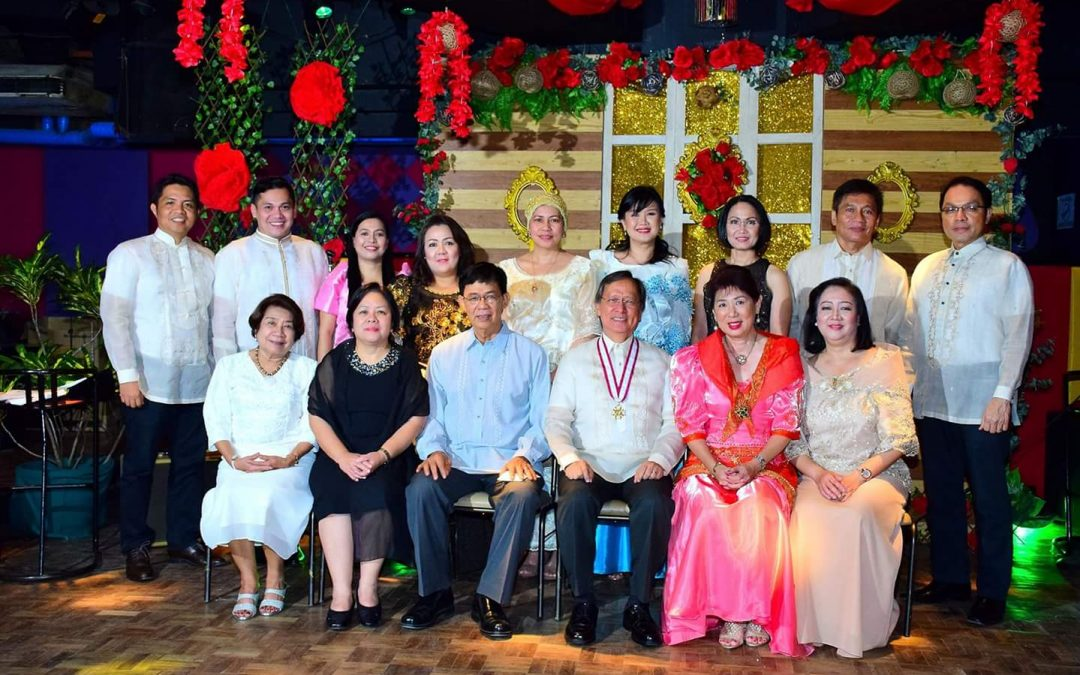 PPS South Western Mindanao Chapter Induction  2016