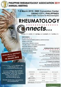 25th Philippine Rheumatology Association (PRA) Annual