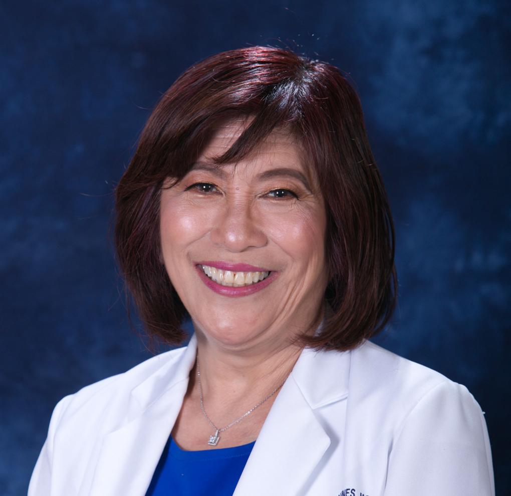 Elizabeth V. Palines, MD